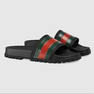 a6554d2b2c8b Men s Gucci Slides on Poshmark